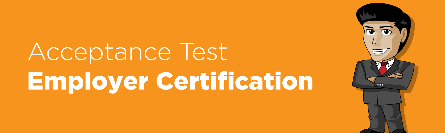 Acceptance Test Employer Application